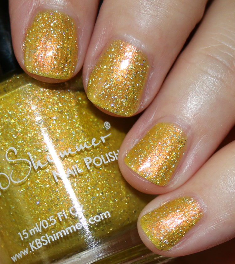 KBShimmer Squeeze The Day