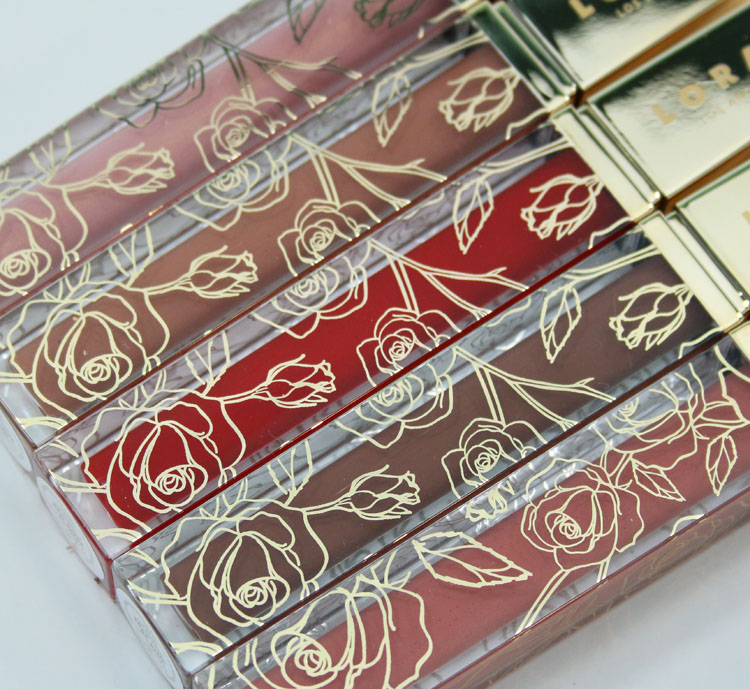 LORAC Disney Beauty and the Beast Lip Gloss