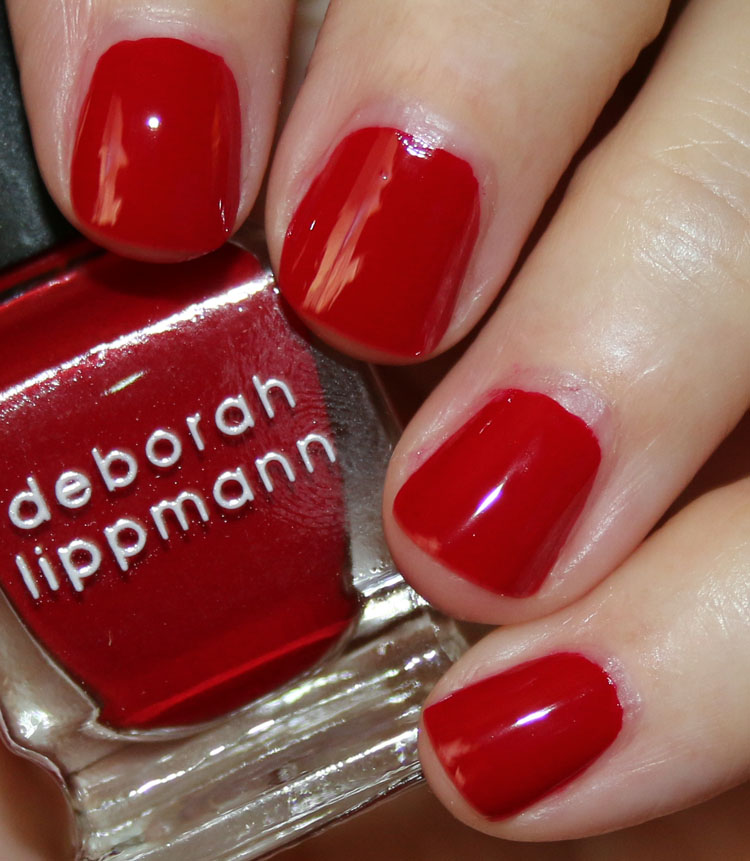 Deborah Lippmann Better Off Red
