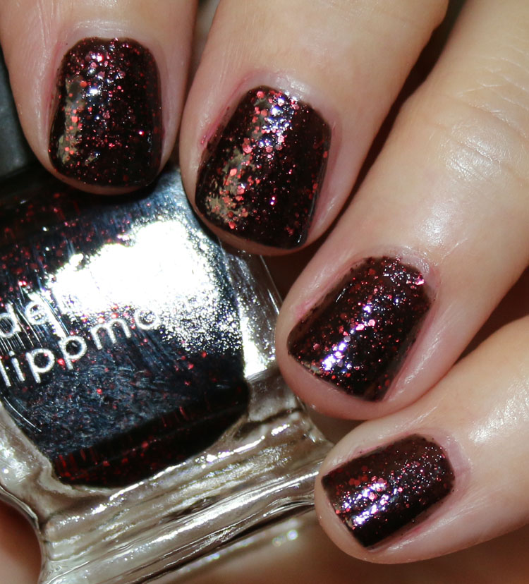 Deborah Lippmann Crimson And Clover