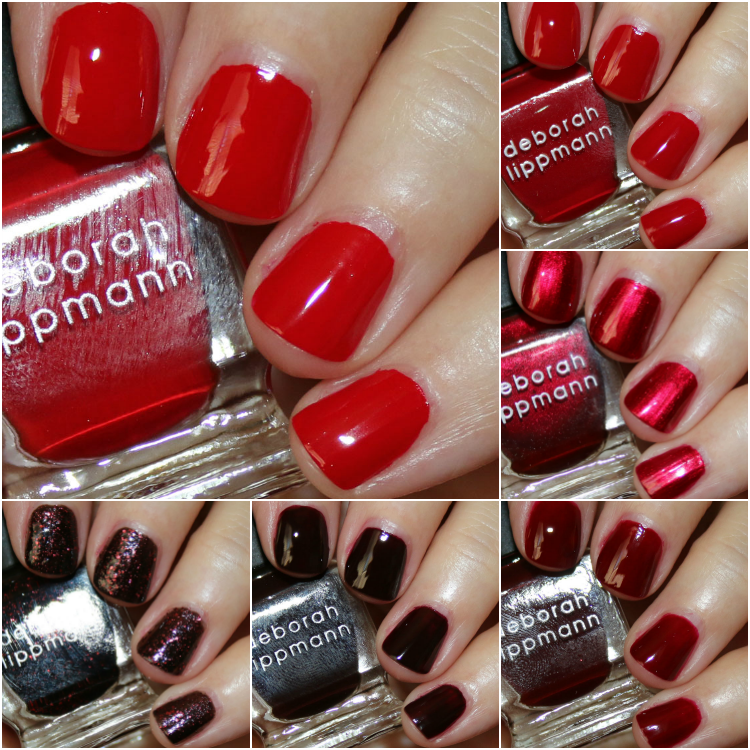 Deborah Lippmann Lady in Red Fall 2017