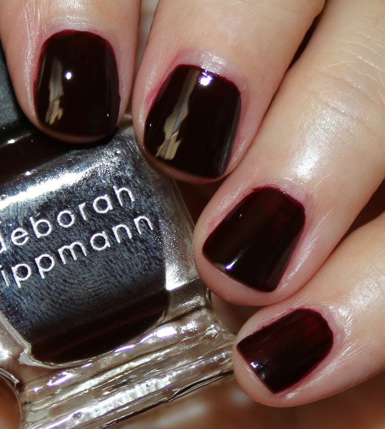 Deborah Lippmann Red Red Wine