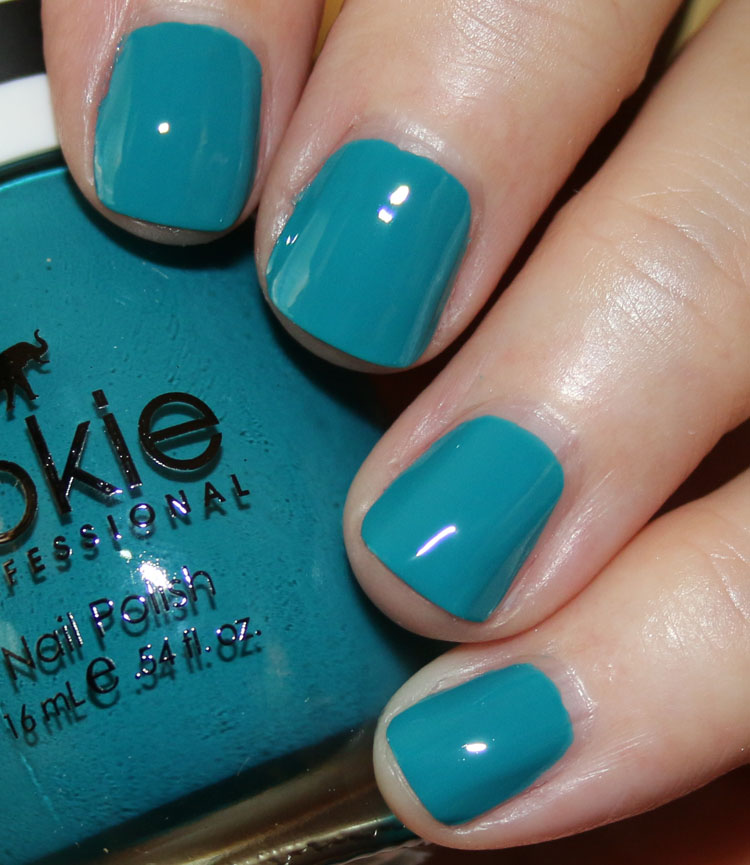 Kokie Cosmetics The Teal Thing