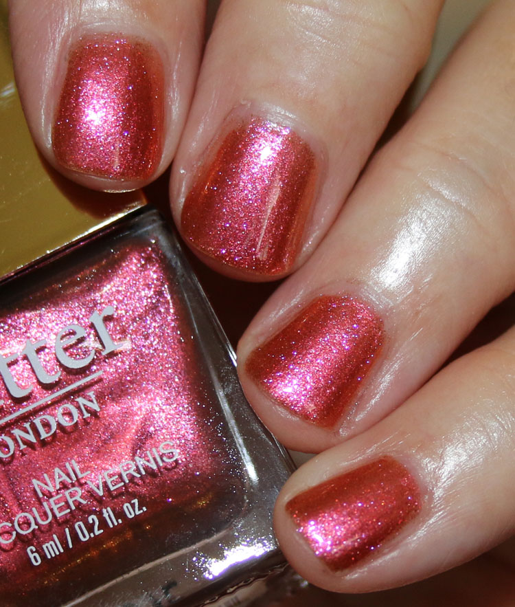 butter LONDON Brassy