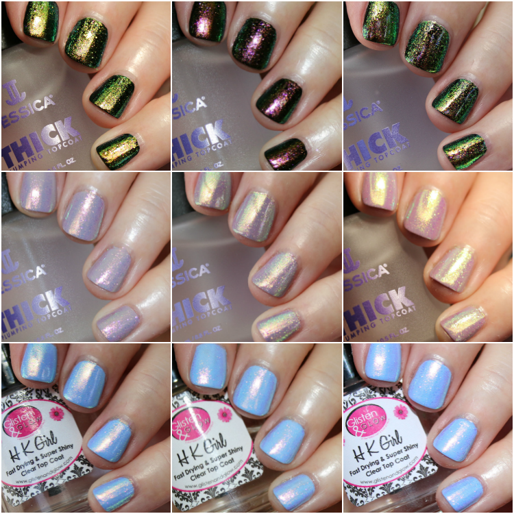 Daily Charme Unichrome Unicorn Chrome