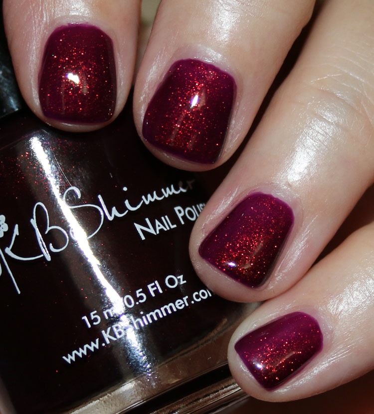 KBShimmer So Jelly with You Dew You