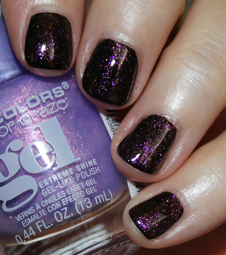 L.A. Colors Color Craze Gel Magical