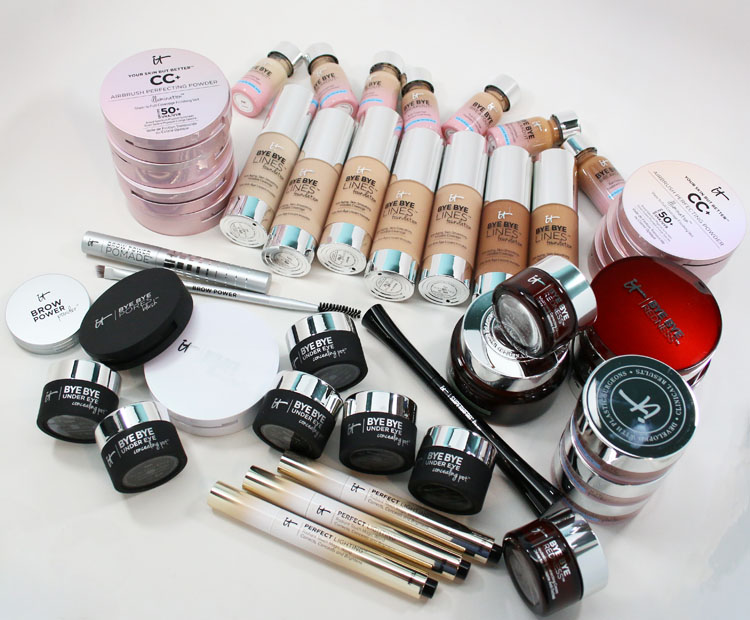 IT Cosmetics Fall 2017 Collection
