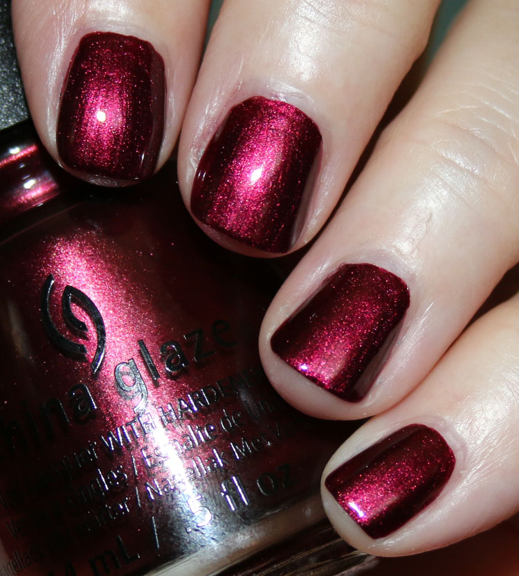 China Glaze Royal Pain In The Ascot