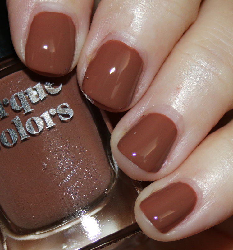 Cirque Colors Coffee Talk
