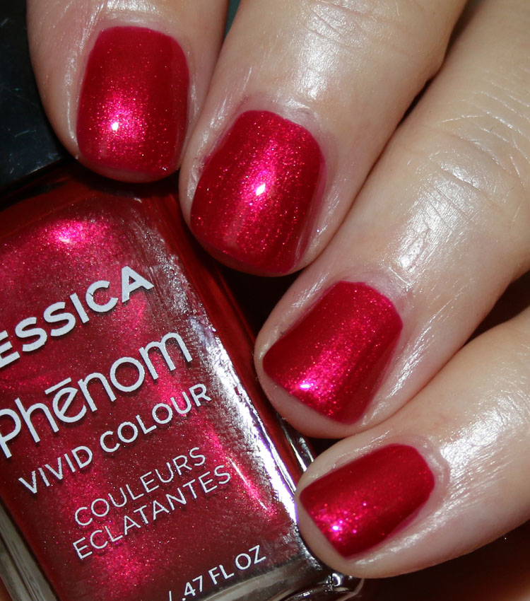 Jessica Phenom Red Rubies