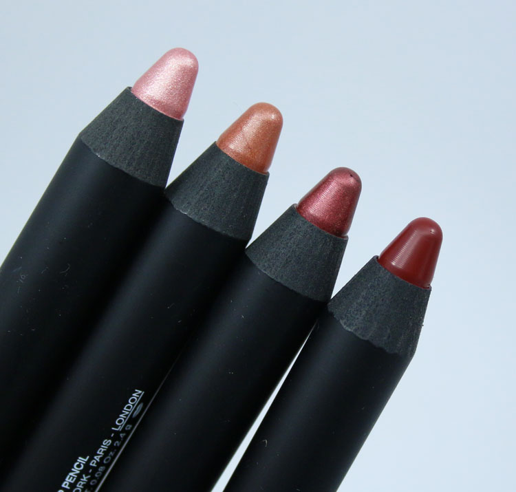 NARS The Kiss Velvet Matte Lip Pencil Set
