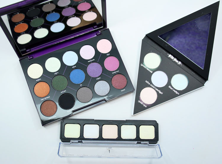 urban decay distortion eyeshadow palette vampy varnish