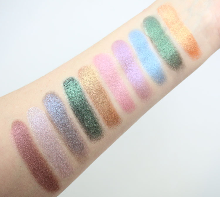 Distortion Eyeshadow Palette by Urban Decay #8