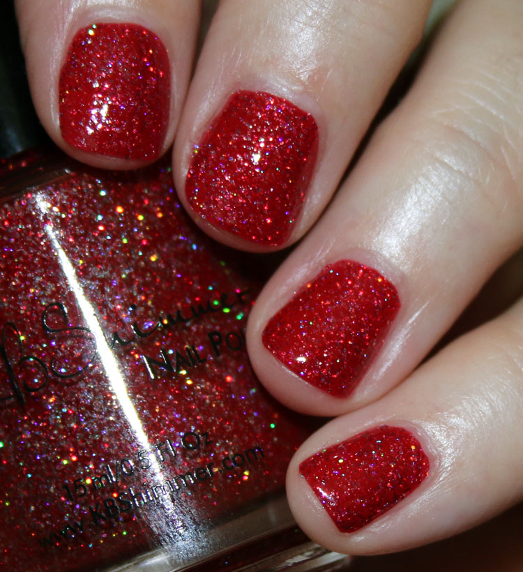 KBShimmer Deck The Claws