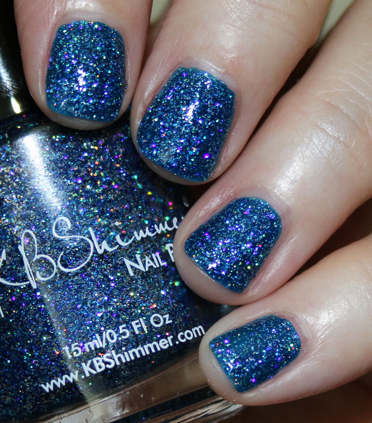 KBShimmer Jewels Of The Trade