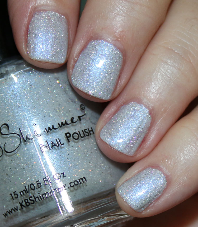 KBShimmer Up To Snow Good