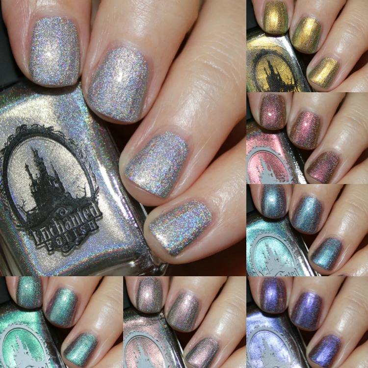 Enchanted Polish Time To Pretend Collection