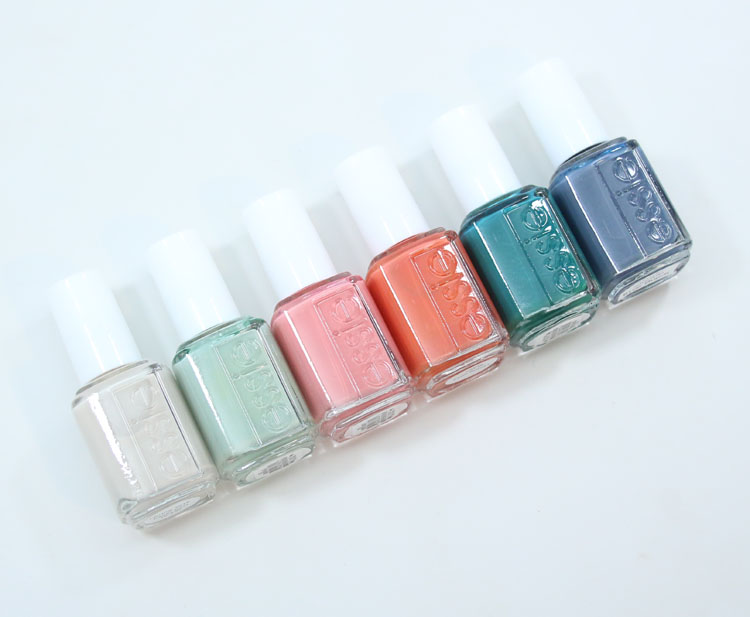 essie Spring 2018 Collection