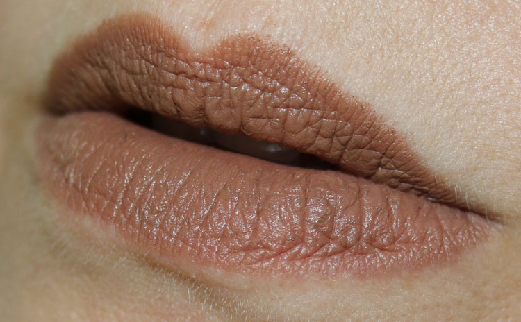 Maybelline Color Sensational Powder Matte Lipstick Carnal Brown