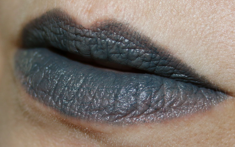 Maybelline Color Sensational Powder Matte Lipstick Smoky Jade