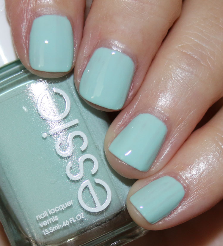 Outstanding Essie Teal Nail Polish Picture Collection - Nail Art ...