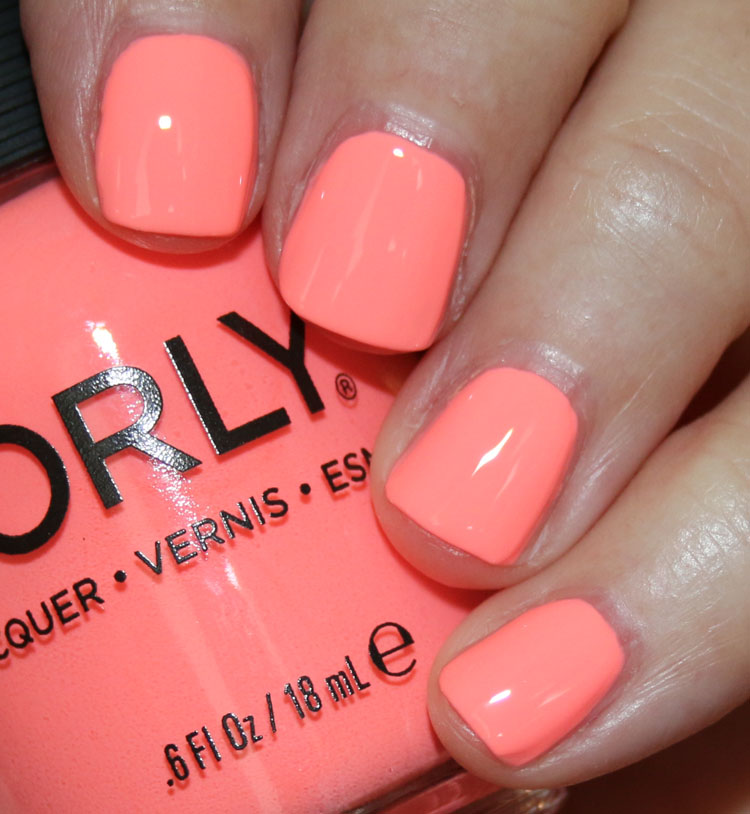 Orly Neon Earth Summer 2018 Collection Vampy Varnish