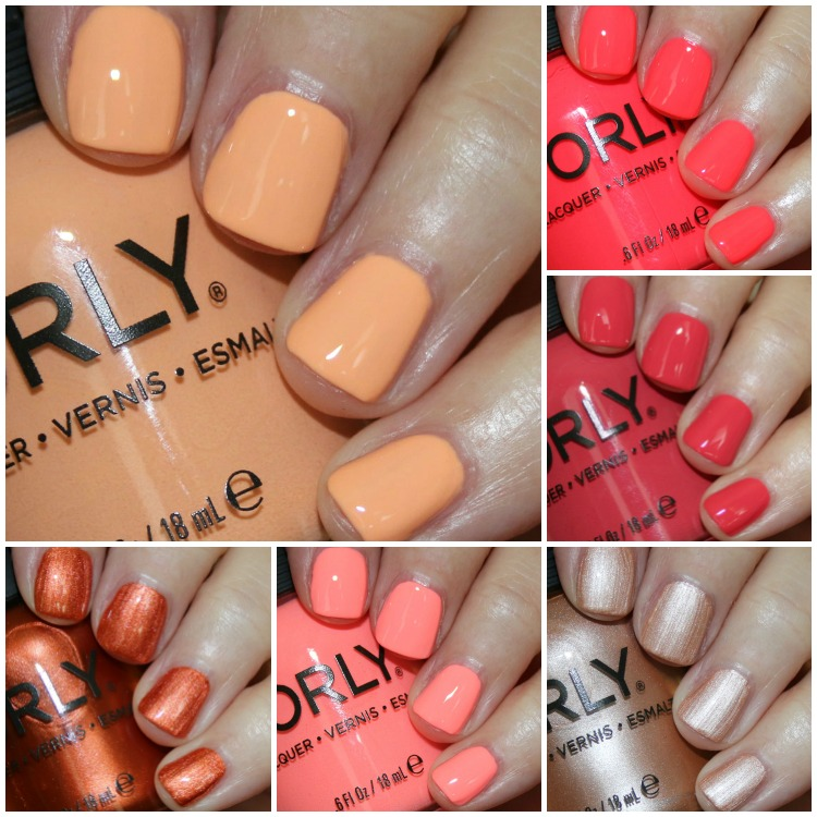 ORLY Neon Earth Summer 2018 Collection