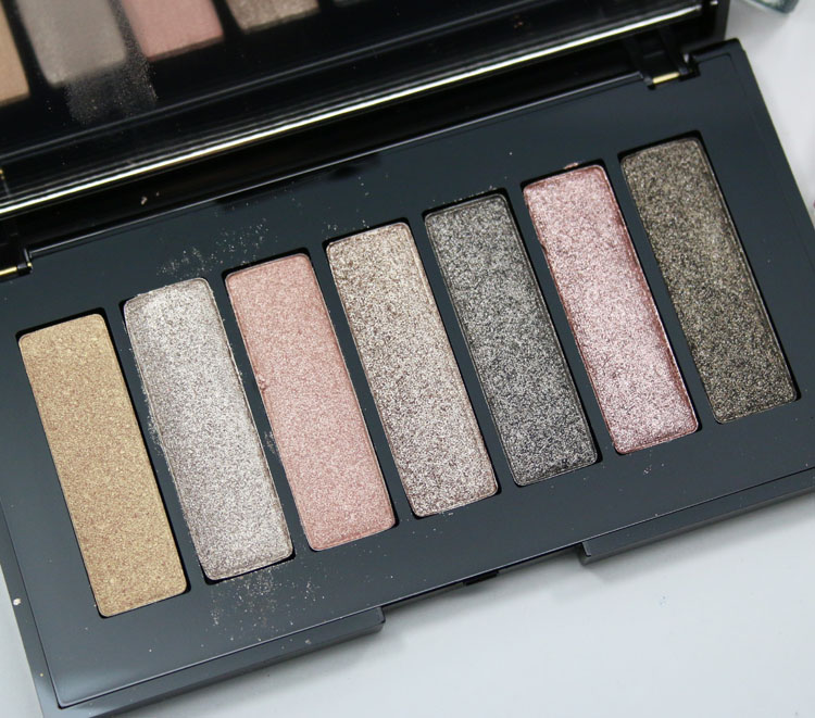 butter LONDON Glazen Shimmering Eye Palette