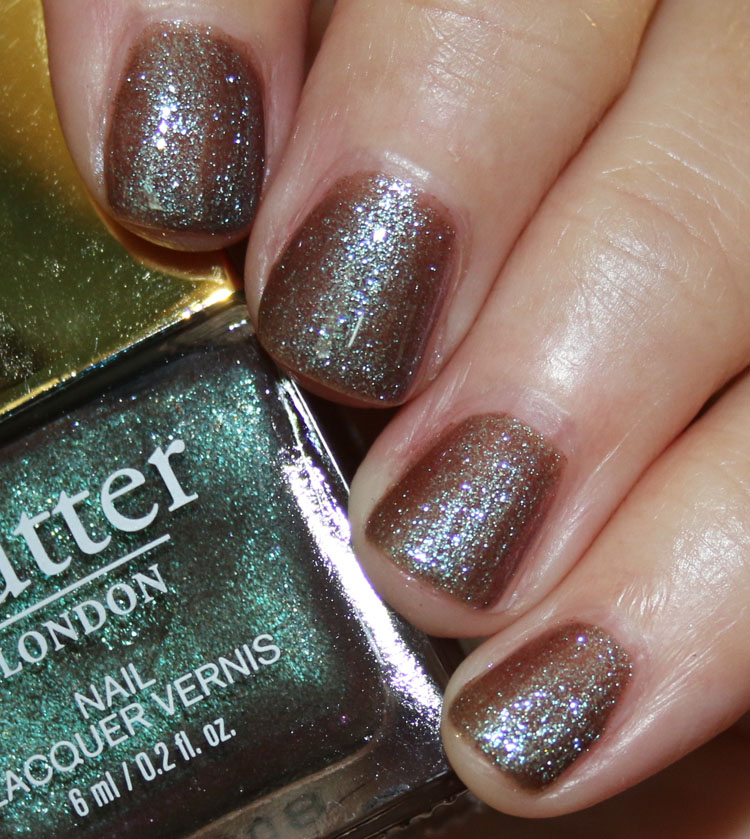 butter LONDON Nail Lacquer Oil Slick