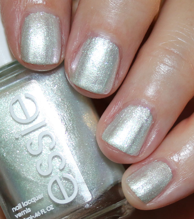 essie seaglass shimmers collection | Vampy Varnish