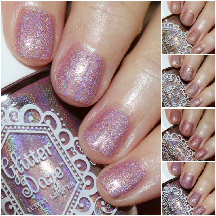 Glitter Daze Barely There Collection