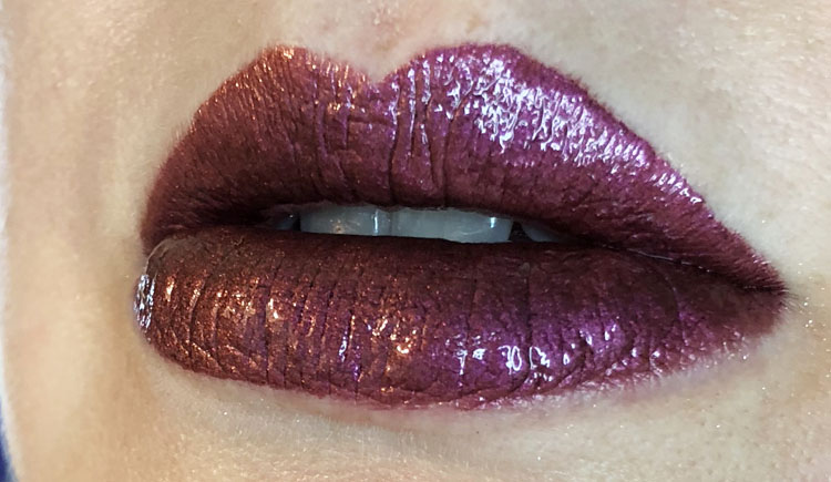 MAC Oh, Sweetie Lipcolour Death By Chocolate