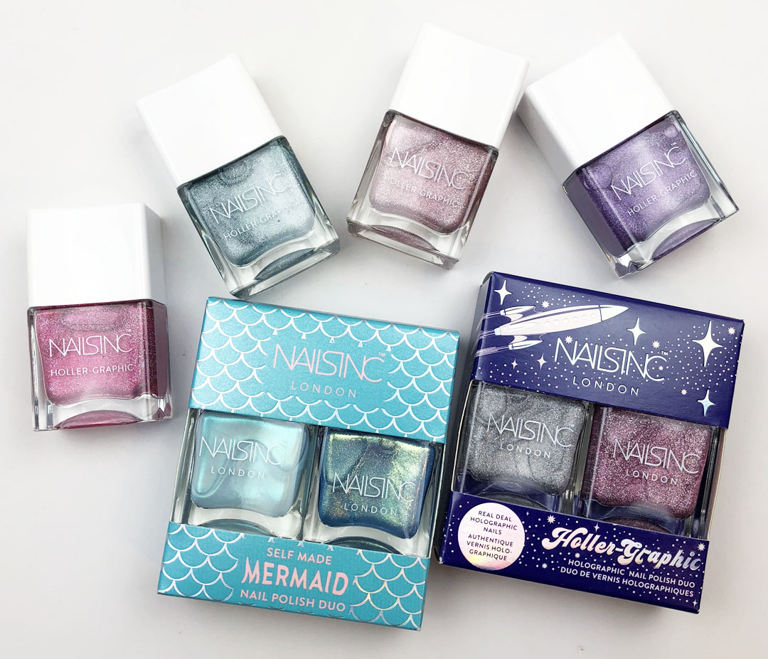 Nails inc Nail Polish Giveaway! | Vampy Varnish