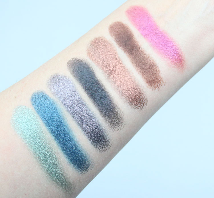 Born To Run Eyeshadow Palette by Urban Decay #11