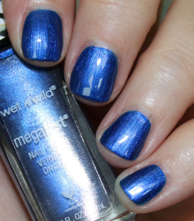 Wet n Wild MegaLast Nail Color Bird's Eye View