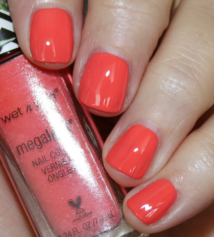 Wet n Wild MegaLast Nail Color Tou-can Play That Game