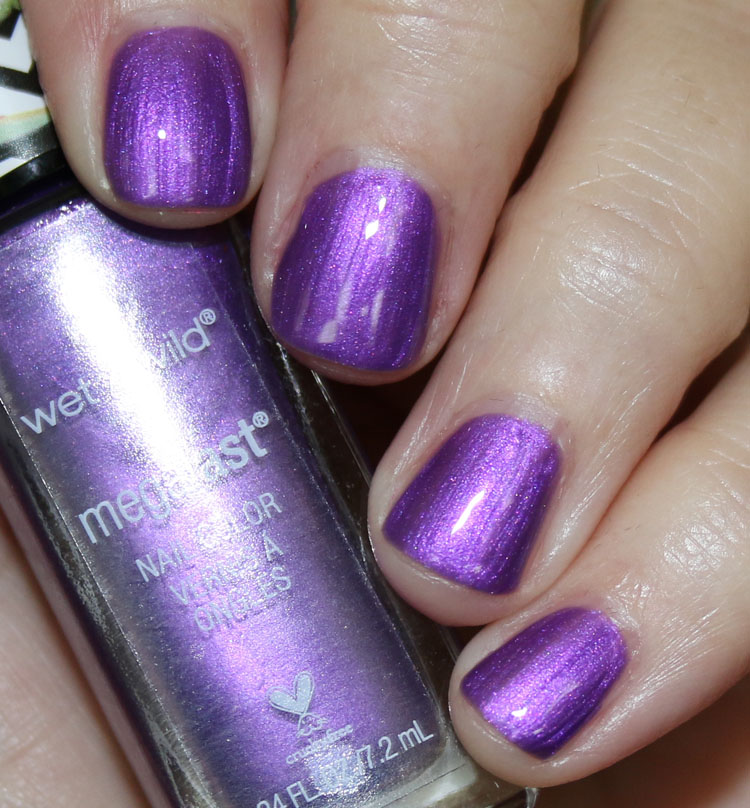 Wet n Wild MegaLast Nail Color Tweet-er Party