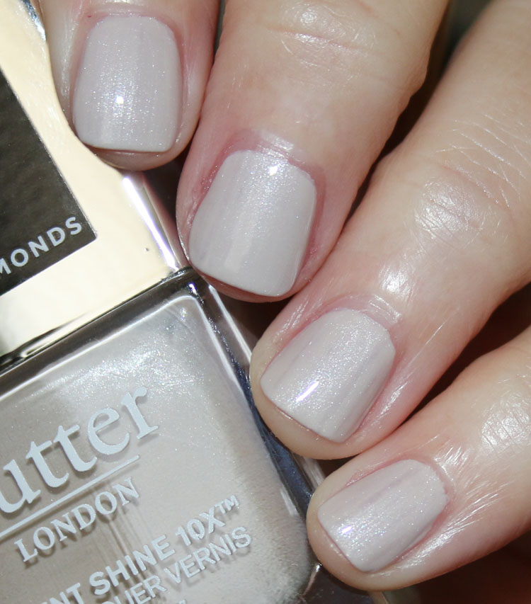 butter LONDON Crushed Diamonds Bling
