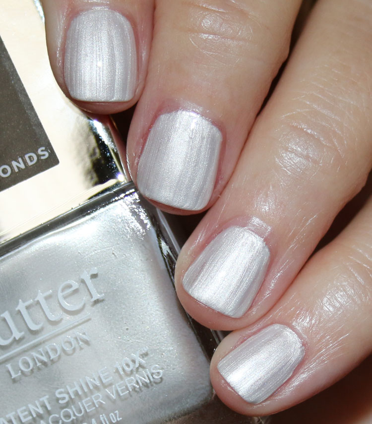 butter LONDON Crushed Diamonds Princess Cut