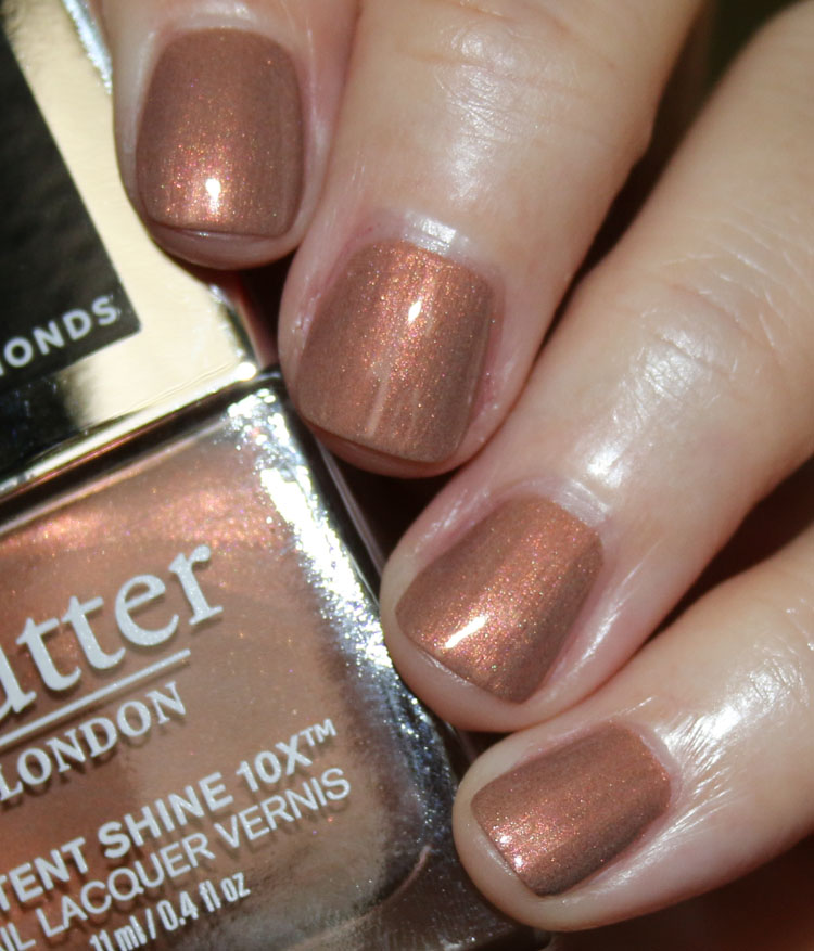 butter LONDON Crushed Diamonds Rock