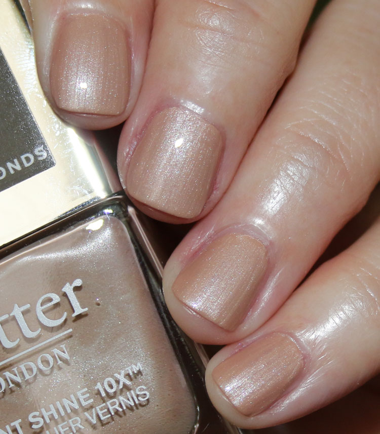 butter LONDON Crushed Diamonds Solitaire