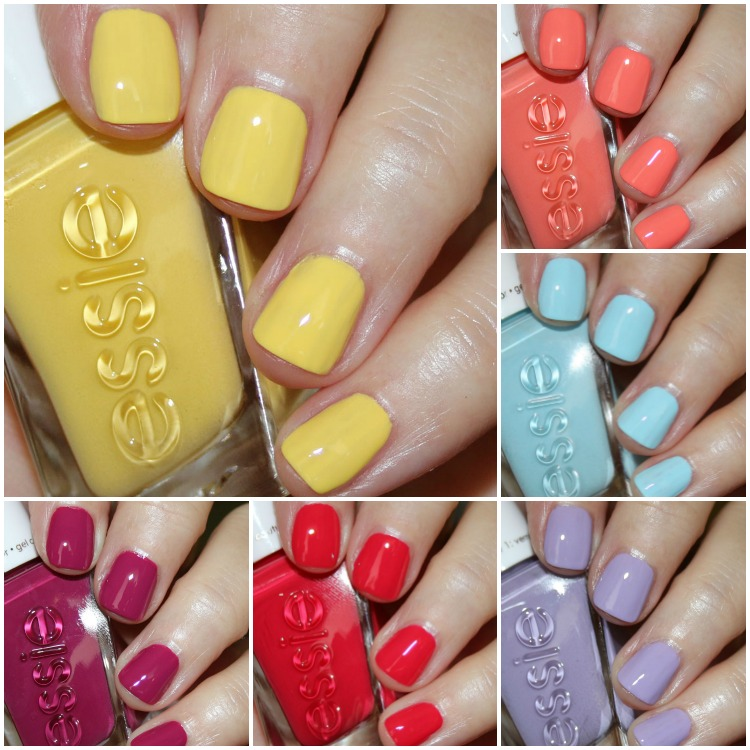 essie Gel Couture Avant Garde Collection