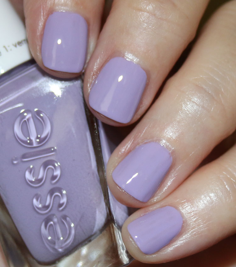 essie Gel Couture What's The Stitch