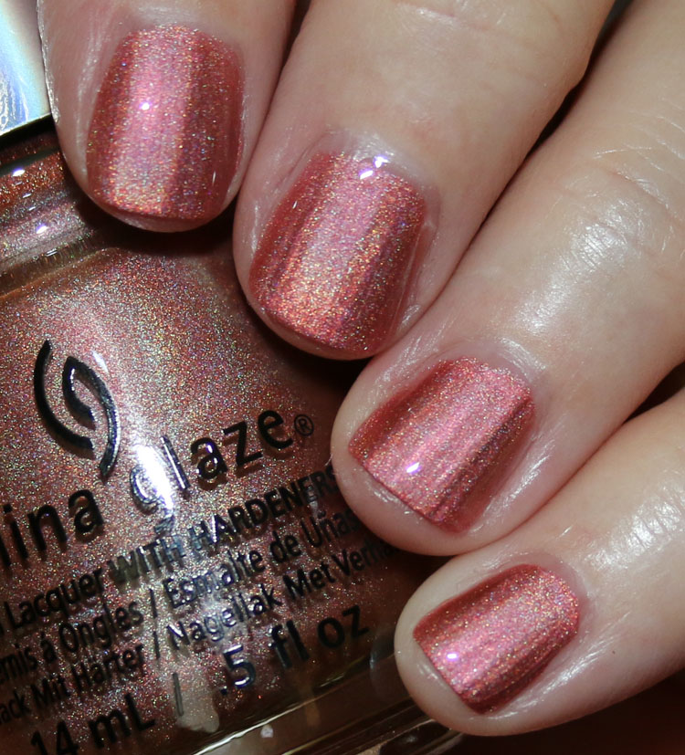 China Glaze TTYL