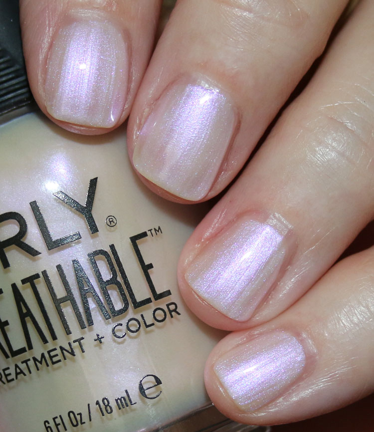 Orly Breathable Treatment Color Summer 2018 Vampy Varnish