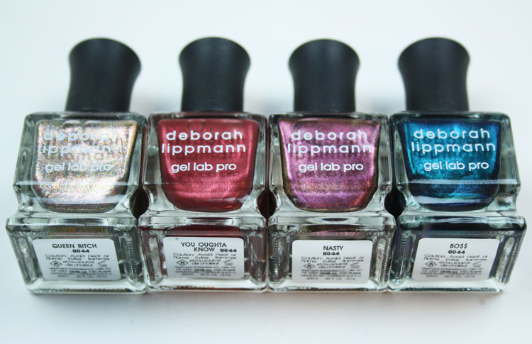 Deborah Lippmann All Fired Up Gel Lab Pro Collection Vampy Varnish