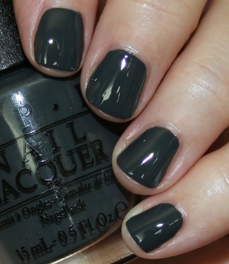 "OPI ""Liv"" in the Gray"