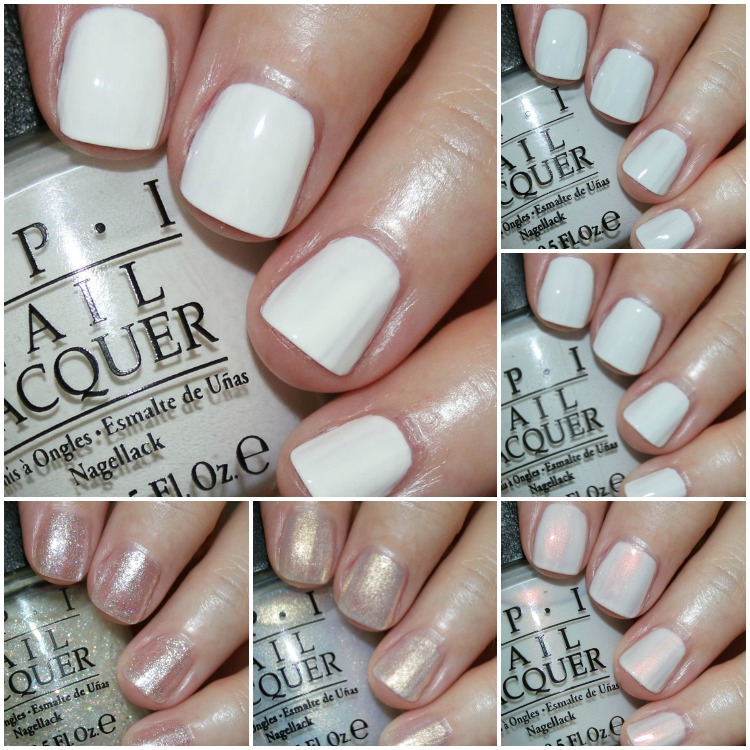 Did Any Of Your Favorite Opi Whites Make This List Kelly My White Nail Lacquer Colors