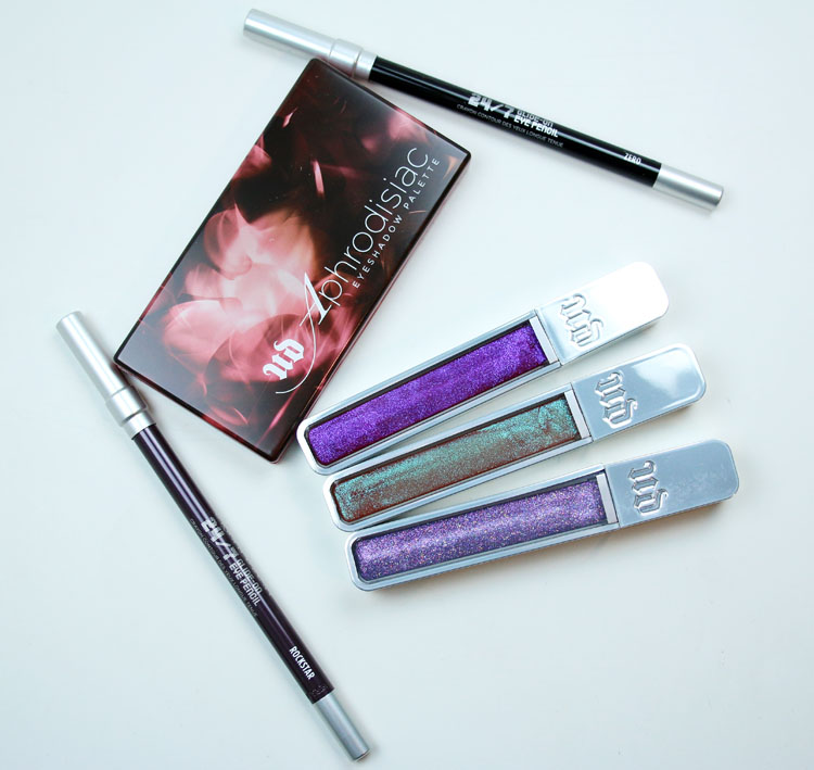 Urban Decay Aphrodisiac Collection